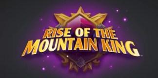 Rise Of The Mountain King by Nextgen Logo