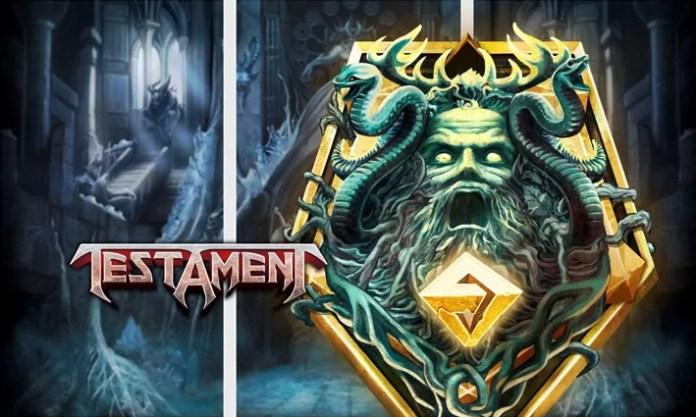 Testamen by Play'n Go Logo