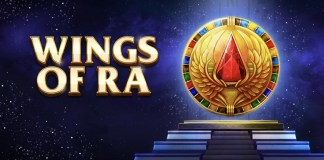 Wings Of Ra by Red Tiger Logo