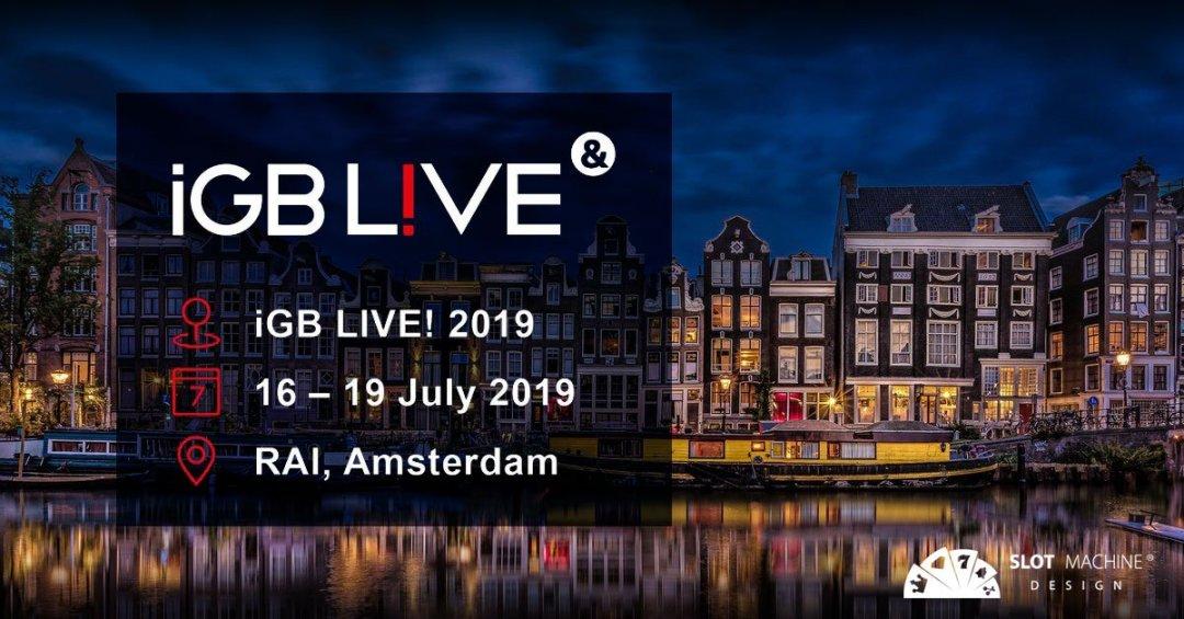 iGB LIVE Amsterdam 2019