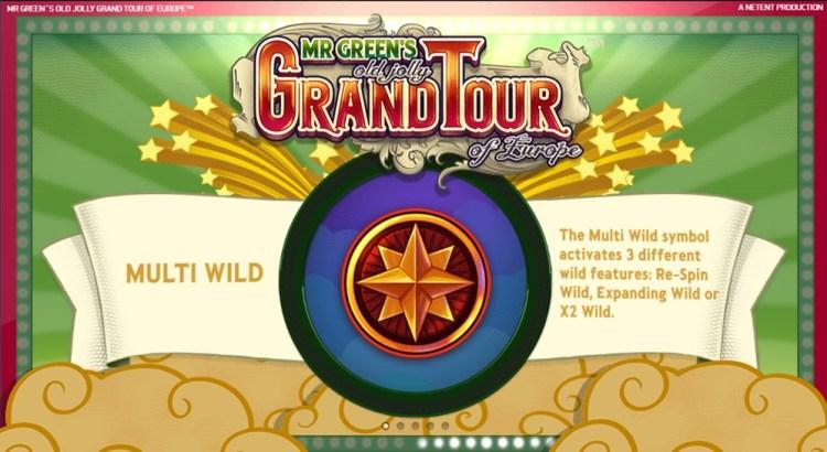 Mr. Green's Grand Tour