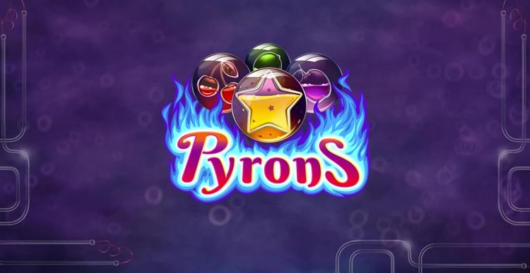 Игровой автомат Pyrons