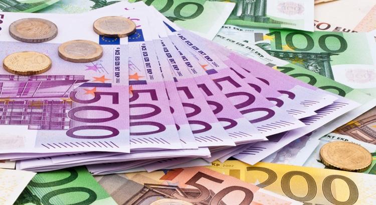 Как нарисовать евро деньги 50 курус