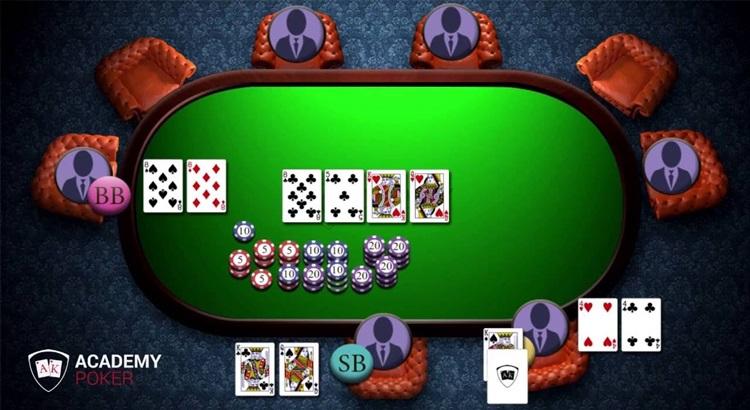 Бонусхантинг покер