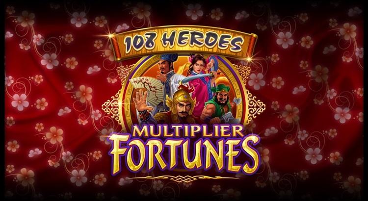 Игровой автомат 108 Heroes Multiplier Fortune