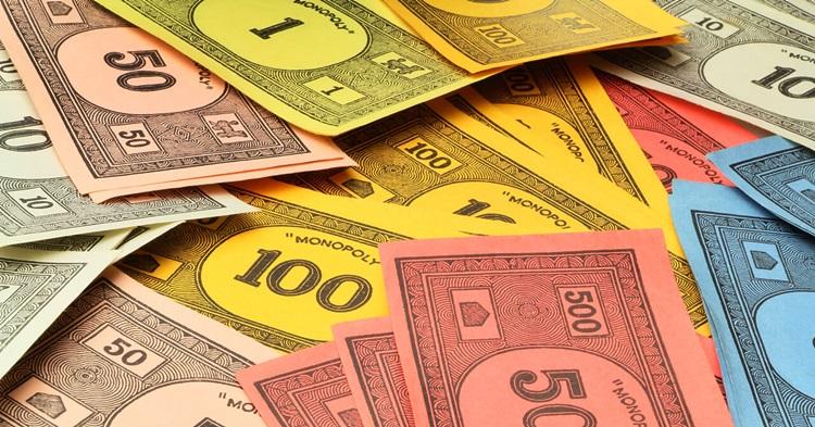 правила игры в монополию раздача денег