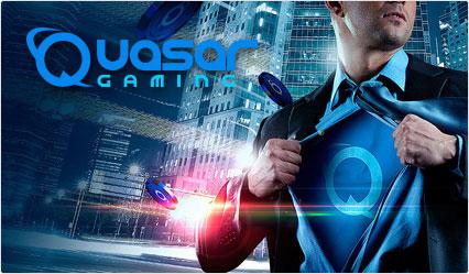 Quasar Gaming  Casino Med 8000 Kronor I Bonus! Slotsify