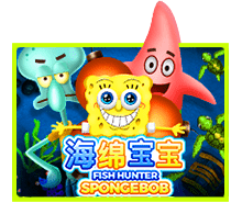 sponcebob fish hunter