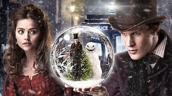 Dr Who XI 3 Xmas 2012