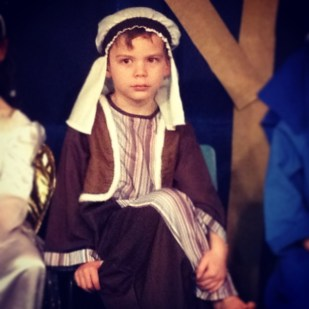 Isaac nativity play