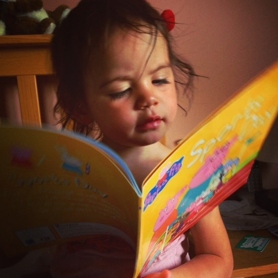 Kara reading 2