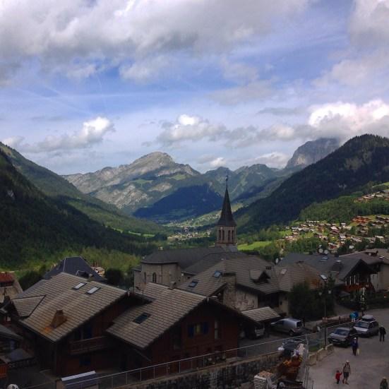 Chatel view