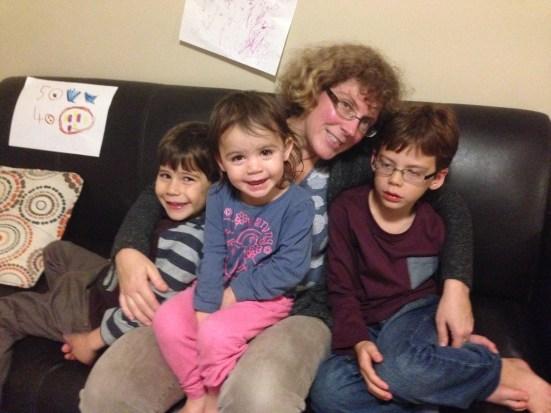 Butlins family sofa