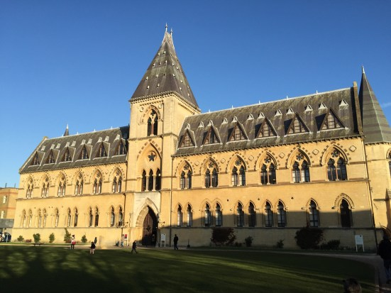 Oxford University Museum of Natural History