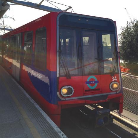 DLR Docklands Light Railway