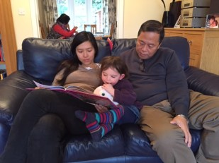 Kara Chien Hui Uncle Keong
