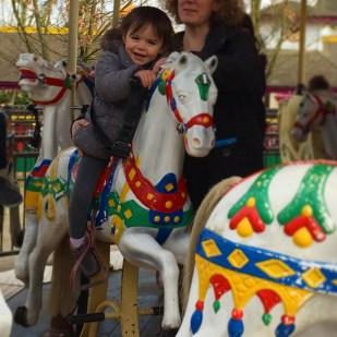 Legoland Kara horse