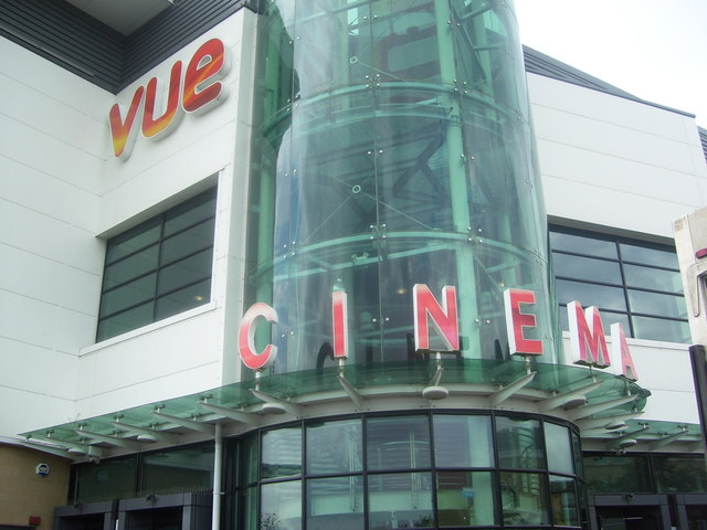 Then versus now: Going to the cinema