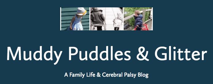 Muddy Puddles and Glitter logo