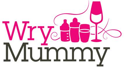 Wry Mummy logo