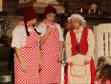 Mrs Christmass kitchen