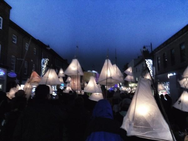 Lanterns Newbury Festival of Light