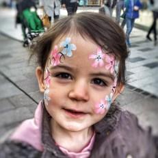 Kara flower face
