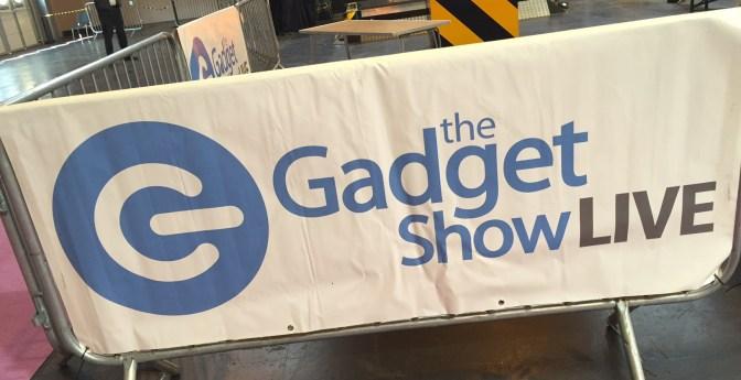 Gadget Show Live banner
