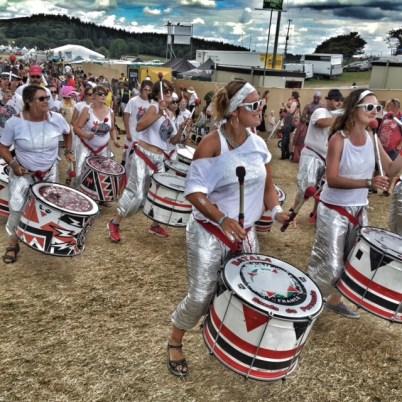 Camp Bestival carnival 1