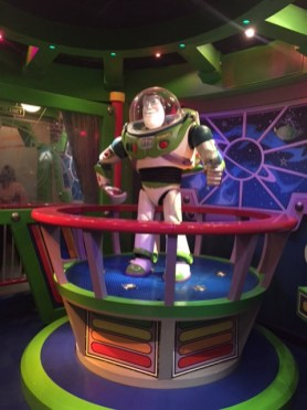 Disneyland Paris Buzz Lightyear