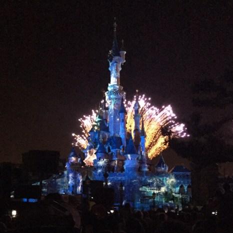 Disneyland Paris Disney Dreams 1