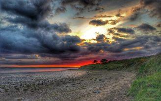 Littlesea sunset