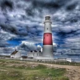 Weymouth Portland Bill lighthouse