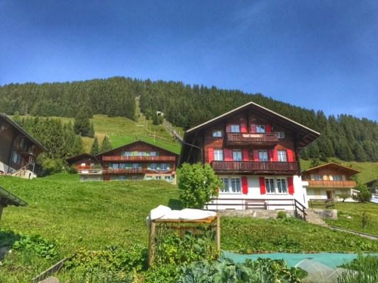 Summer holiday 2017 Schilthorn Murren
