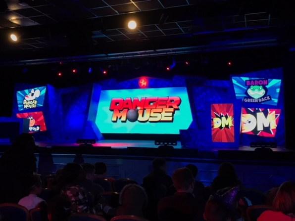 Butlins Bognor Regis 2017 Danger Mouse show