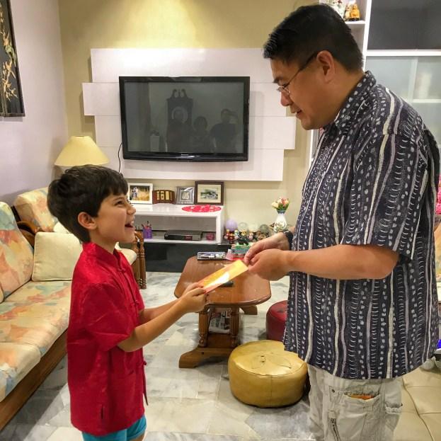 Malaysia 2018 Toby ang pow