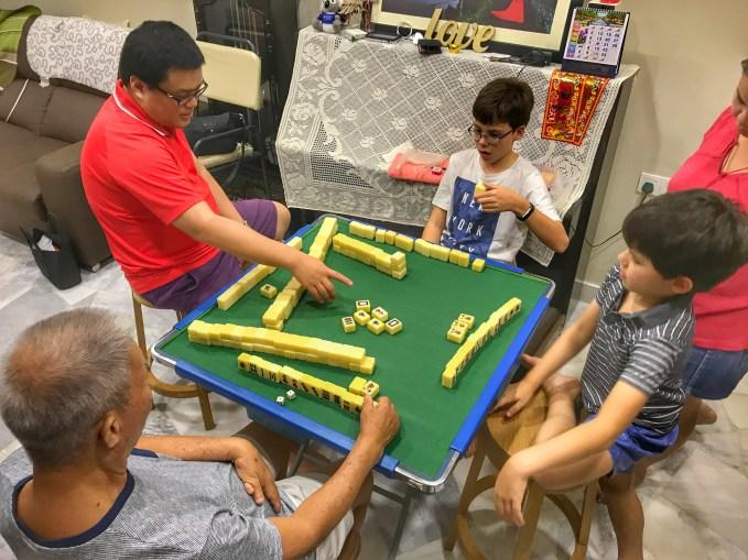 Malaysia 2018 mahjong