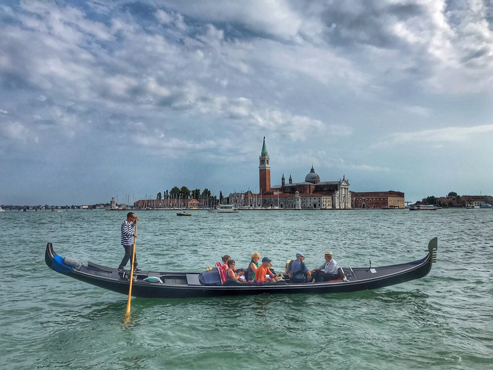 Completing unfinished business in Venice