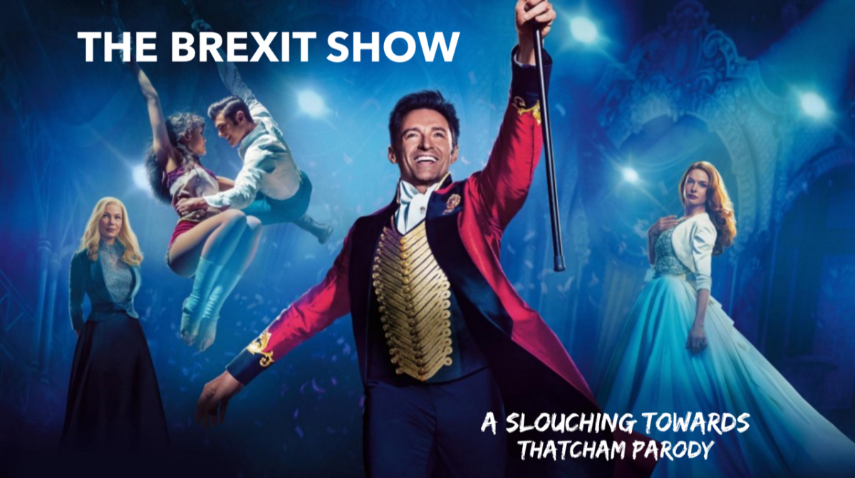 The Brexit Show: A musical parody