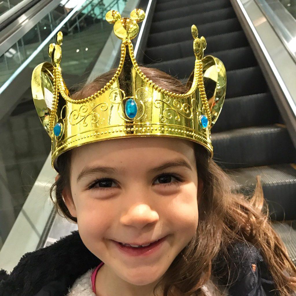 Daddy's Disney princess