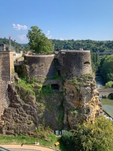 Luxembourg bock and casements