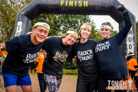 Tough Mudder 5K Urban Clapham Common 2019