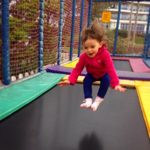 Kara trampoline