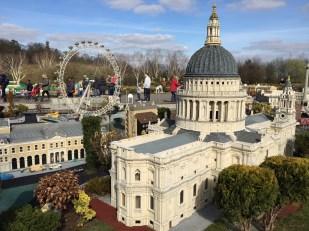 Legoland Miniland London