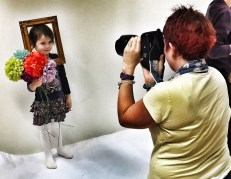 Kara photoshoot