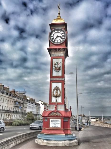 Weymouth clock
