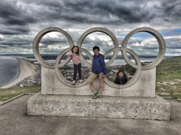 Weymouth Olympic Rings Portland