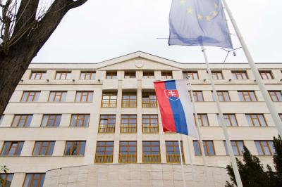 The Embassy of the Slovak Republic in Moscow