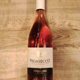 FRANKOVKA MODRÁ rosé PEGASECCO FRIZZANTE