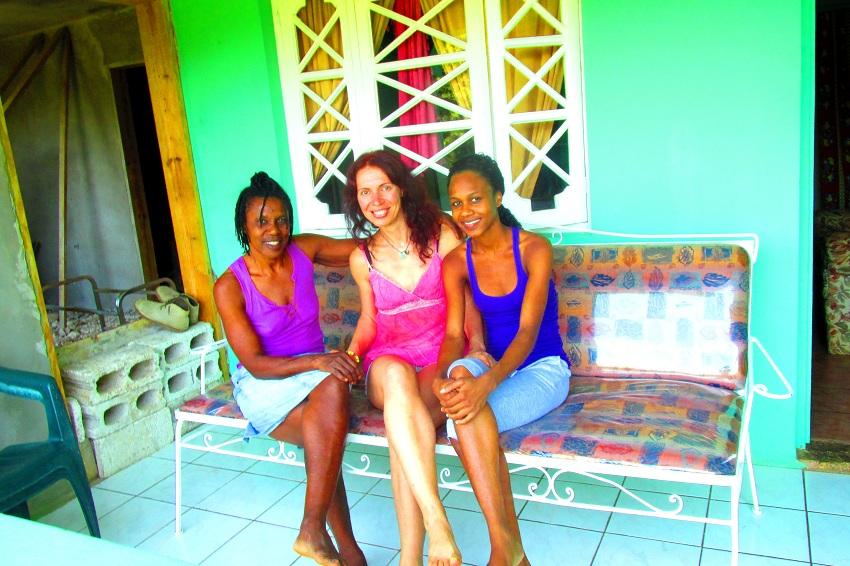 Jamajčanov nikdy nespoznáte, ak ste s nimi nežili pod jednou strechou